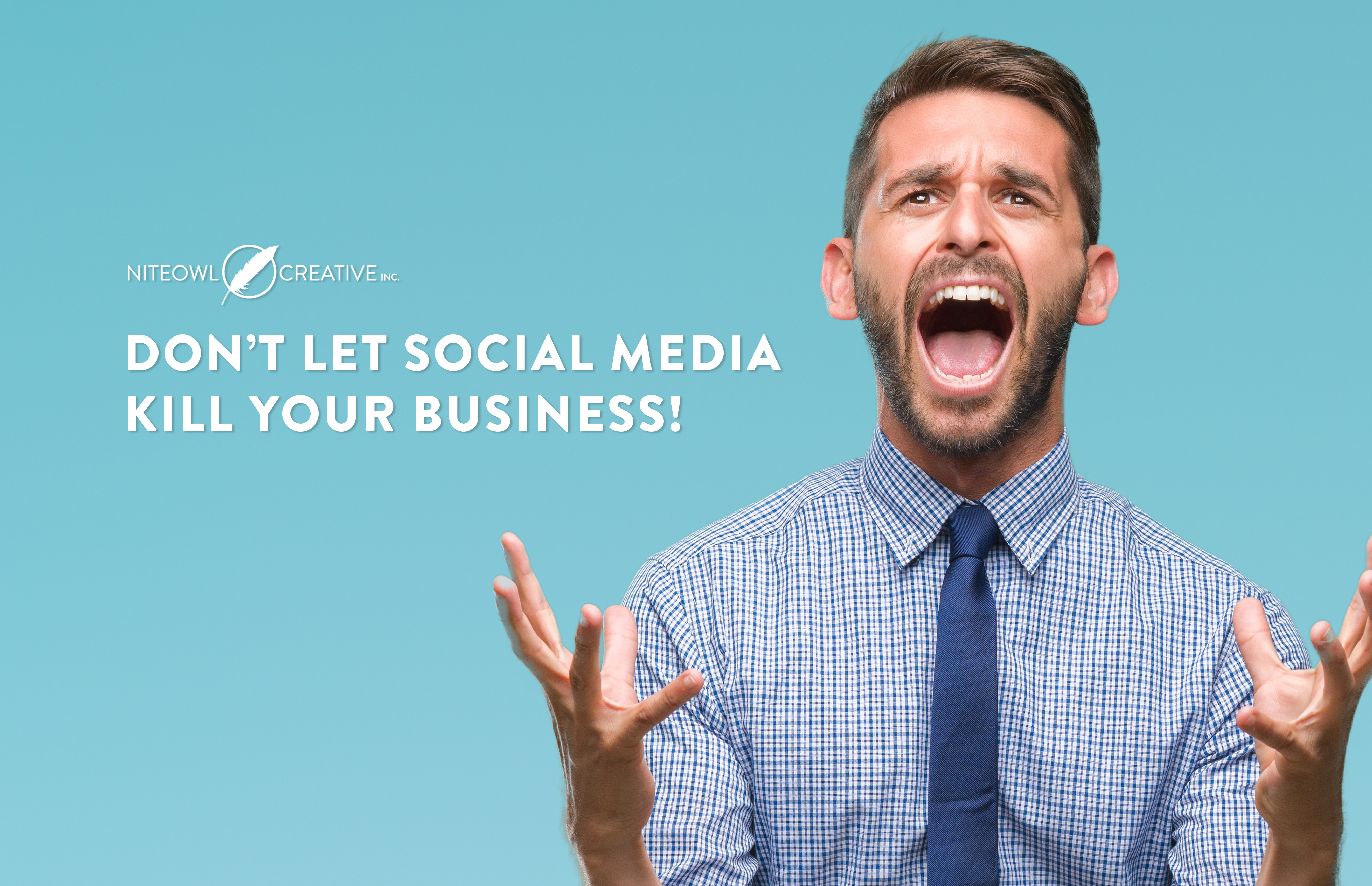 Social Media Proof Your Business!
